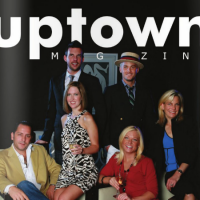 Uptown Magazine Names Lauri Wilks (Eberhart) One of Uptown's Sexiest Seven